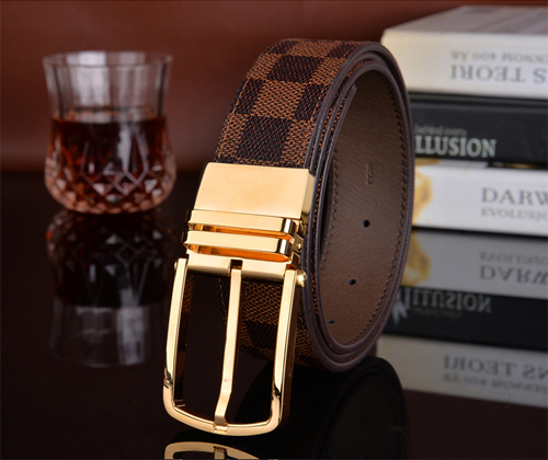 Dây lưng nam cao cấp Louis Vuitton LV01